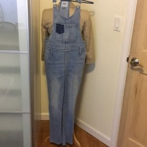 Old navy overalls size 8
